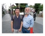 John Gossage and Kazuo Kitai