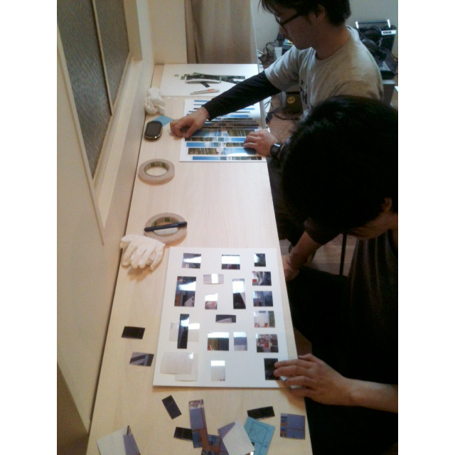 Takashi Homma. Rrreecconnstruccttt, LimArt Gallery, May 19-20, 2012