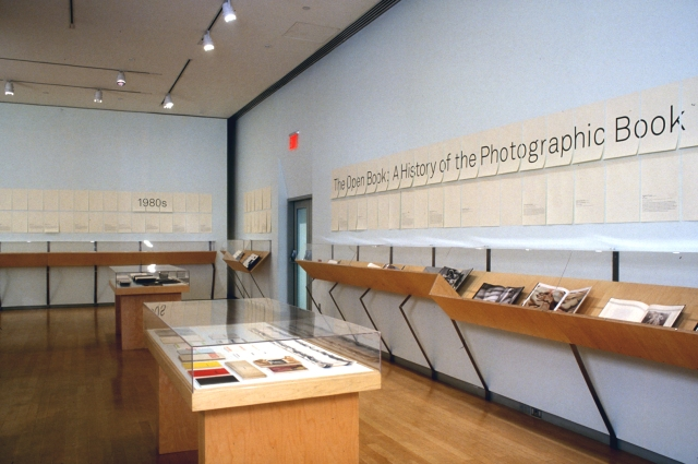 The Open Book: A History of the Photographic Book From 1878 to the Present, ICP 2005.