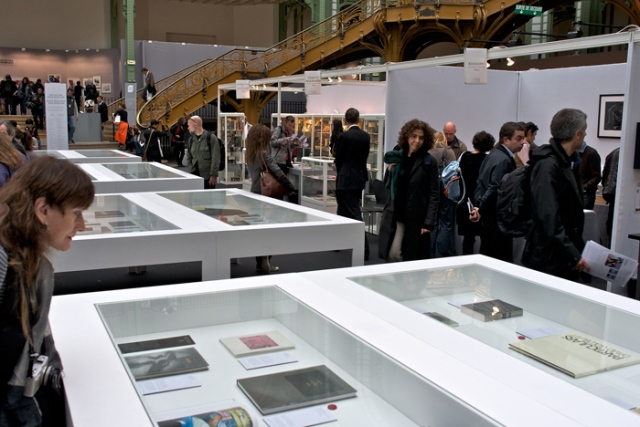 Paris Photo Aperture Photobook Awards Installation View 2011