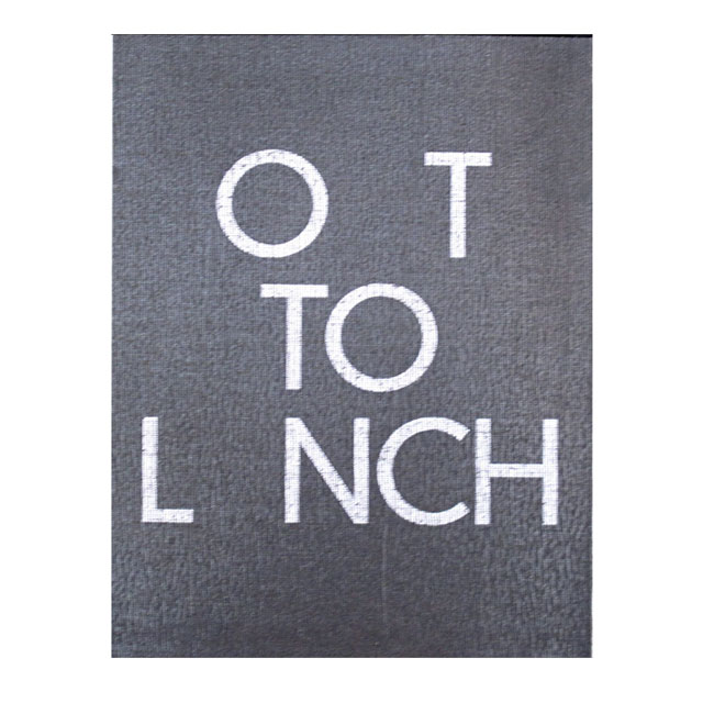 Ari Marcopoulous. Out to Lunch (2012)