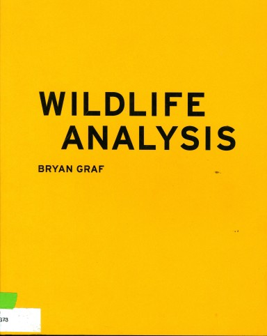 Graf_Bryan_WildlifeAnaly001