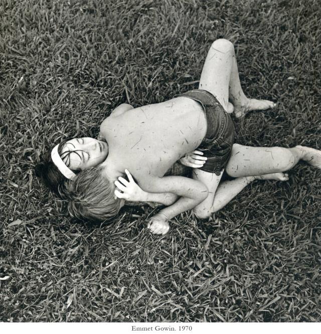 Nancy and Dwayne, Danville, Virginia, 1970