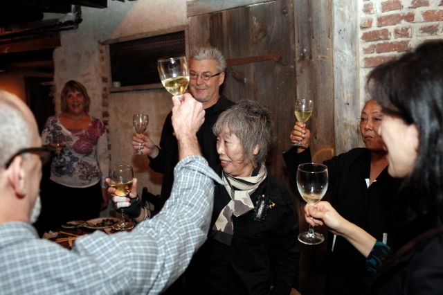 001 Toast to the Hasselblad Award 2014