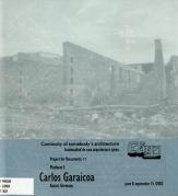 Garaicoa_Carlos_Continuity_of_Somebodys_Architecture