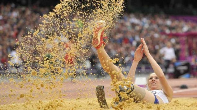 French Marie-Amelie Le Fur, gold medal at the Women's Long Jump (© joaomaiafotografo)
