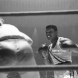 sport40boxing-1960-summer-olympics-usa-cassius-clay-in-action-during-mens-picture-id467804256